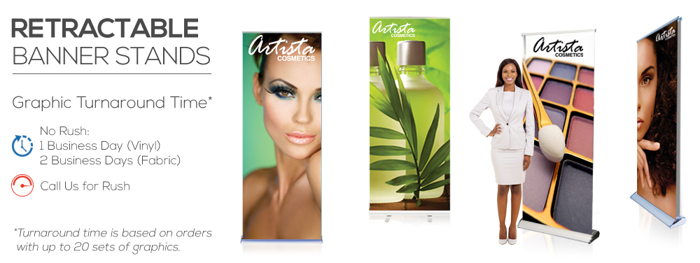 retractable banner stands ws display